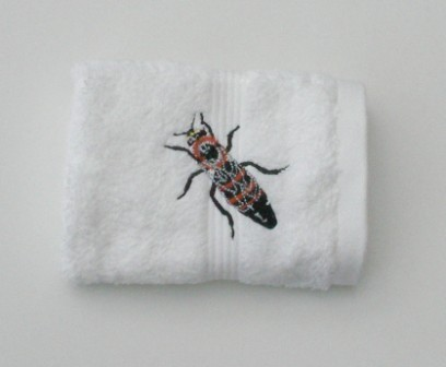 Luxury Bee embroidered Flannels