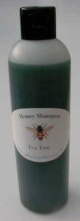 Honey Shampoo Tea Tree