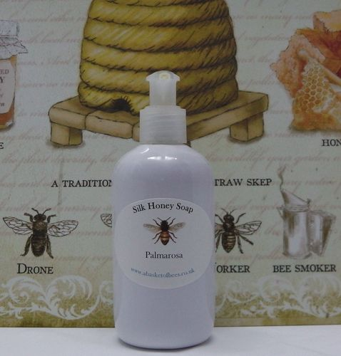 Honey hand Soap Palma Rosa