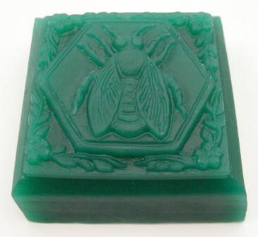 Honey and Beeswax Soap - Lavender